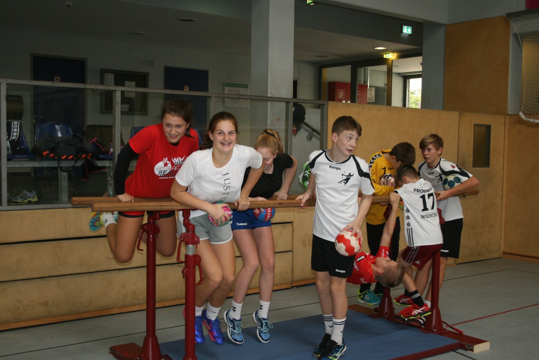 Trainingshalle Wiehl